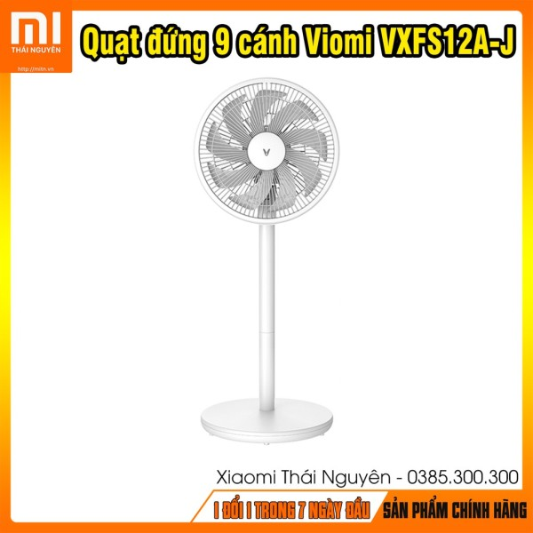 Quạt đứng 9 cánh Viomi VXFS12A-J