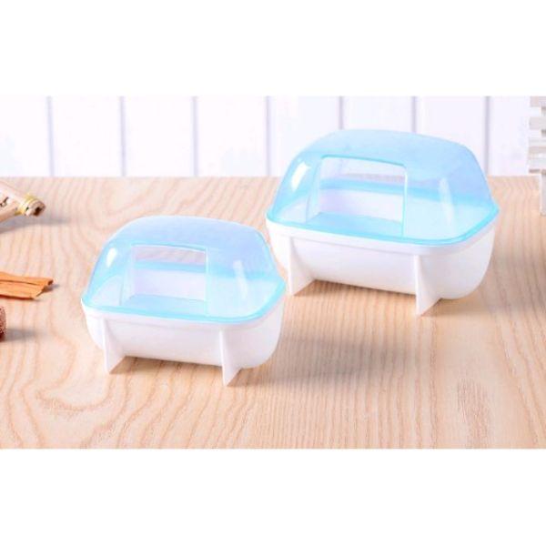 Nhà Tắm Cát Nhựa Cho Hamster