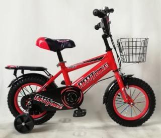 Xe đạp 12 inch nam NMT cho bé từ 2-4 tuổi thumbnail