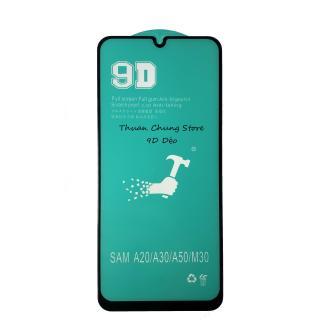Kính cường lực 9D Dẻo full màn hình Samsung A20 A30 A50 M30 thumbnail