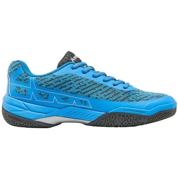 Giày cầu lông - bóng chuyền kawasaki K353 màu xanh ngọc
