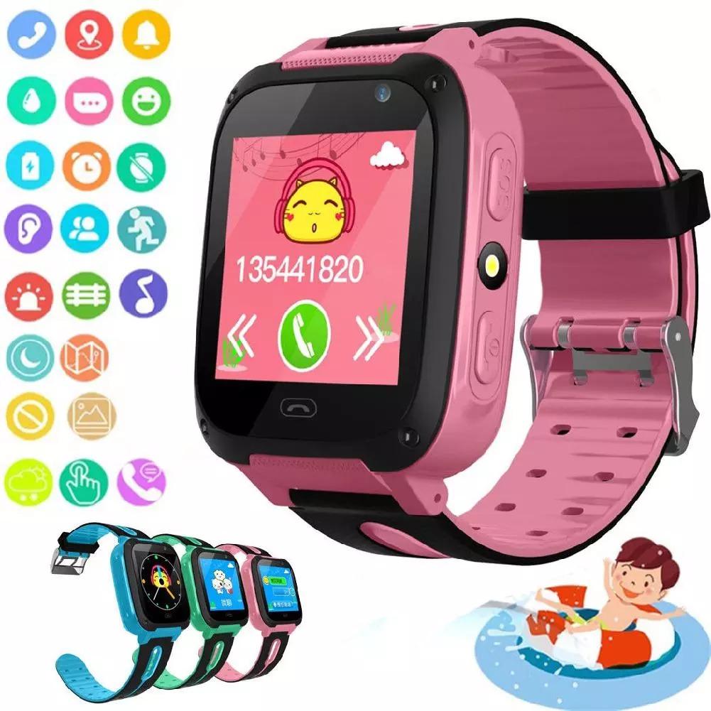 Đồng hồ thông minh trẻ em Hotselling Y7 JAPPAN , Đồng hồ Y7 kèm sim về chỉ việc dùng không thấm nước có Định vị nghe gọi hai chiều bảo hành 12 tháng 1 đổi 1.