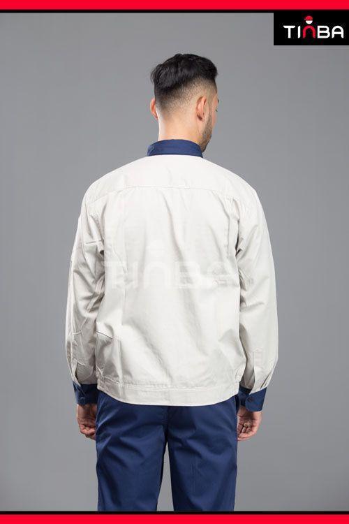 KHUYẾN MÃI - Bộ quần áo bảo hộ kỹ sư thương hiệu TINBA 03