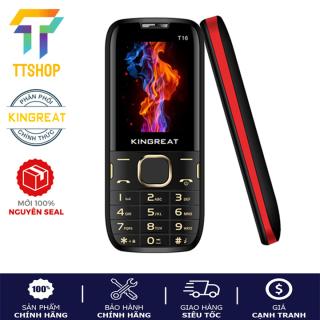 Điện thoại Kingreat T16 - 2 sim 2 sóng - Nhỏ gọn - Pin 5C - Mới 100% - Hàng chính hãng thumbnail
