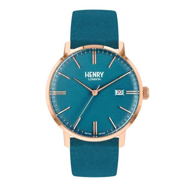 Đồng hồ nam Henry London HL40-S-0372 REGENCY