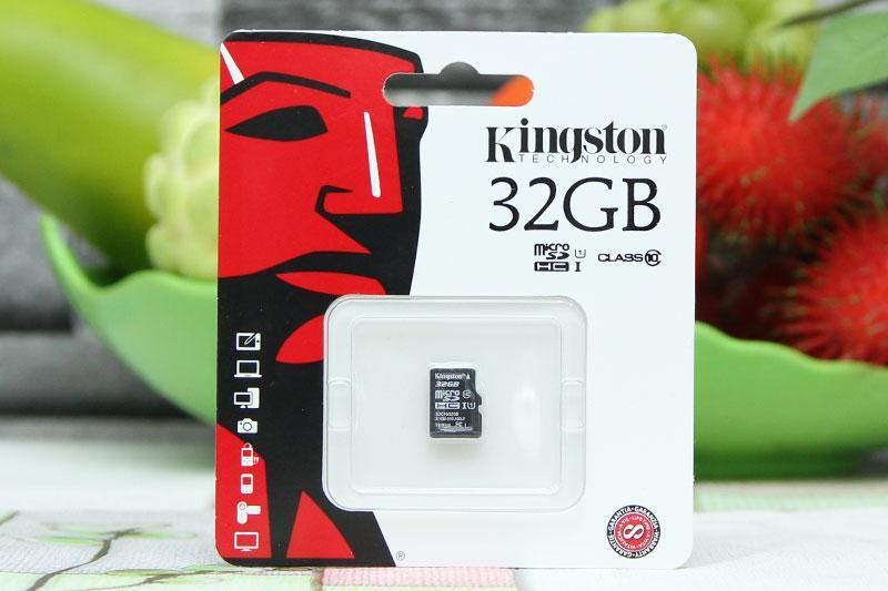 Thẻ nhớ Kingston 32gb class 10