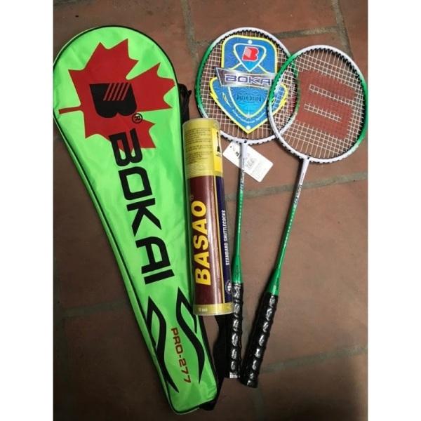 Bảng giá Bộ vợt cầu lông BoKai 277