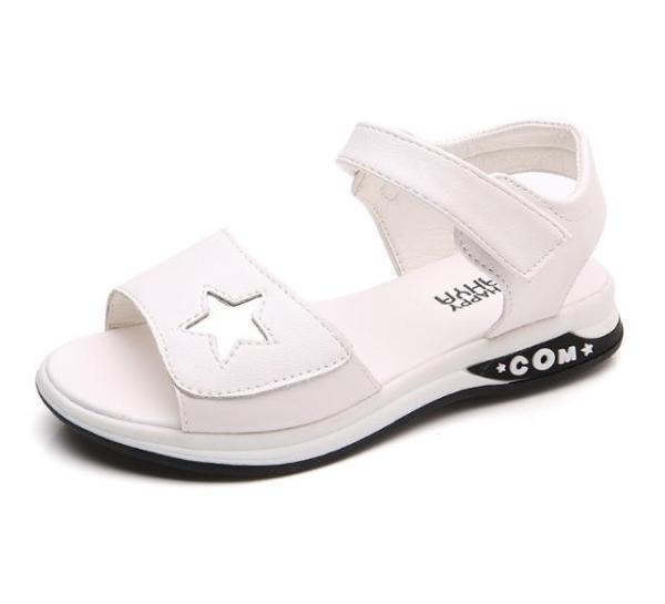 Giá bán Dép sandal bé gái dép quai hậu đi học đi chơi siêu xinh đế mềm