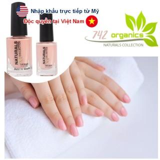 Sơn móng tay màu trắng hồng baby - Sơn móng tay Organic Nhập khẩu Hoa Kỳ - 742 thumbnail