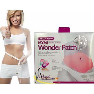 Combo 5 Miếng Dán Thon Gọn UP BODY WONDER PATCH Miếng dán dễ sử dụng làm giảm mỡ, săn chắc vùng bụng và đùi hiệu quả sau khi sử dụng 2-3 hộp Giảm được số cân và vòng đo mà bạn mong muốn thumbnail