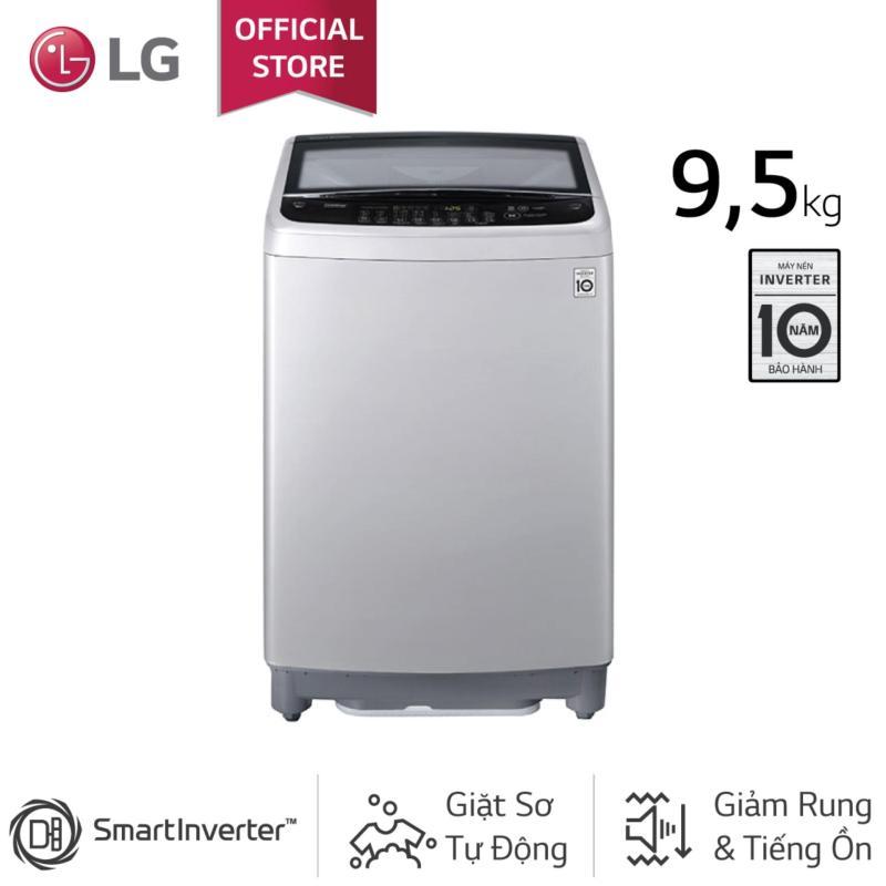Bảng giá Máy giặt LG Smart Inverter T2395VS2M 9.5kg - Hàng phân phối chính hãng. Điện máy Pico