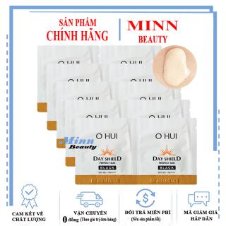 Combo 10 Sample Kem Chống Nắng Cho Da Bị Sạm Đen Ohui Sun Pro Black SPF50+ PA+++ 1ml x 10 thumbnail