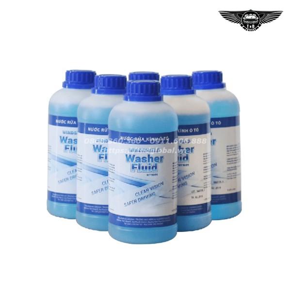 Nước Rửa Kính Ô Tô WF1601 - Can 2L