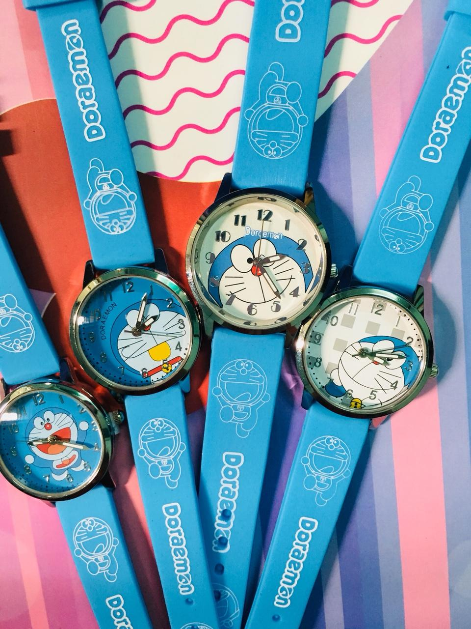 Nơi bán Đồng hồ kim mặt số mèo Doreamon siêu xinh