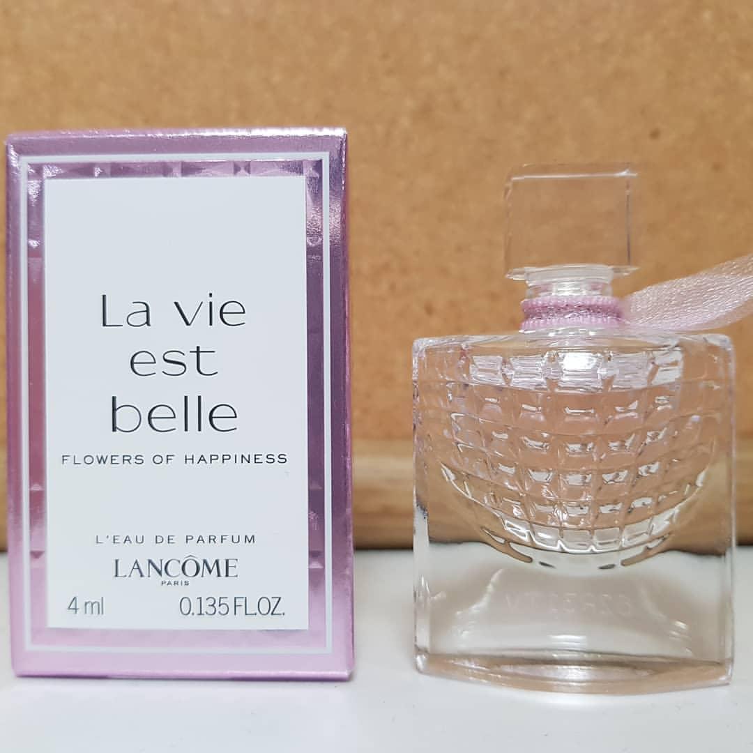 Nước hoa mini La Vie Est Belle Flowers Of Happiness 4ml tốt nhất