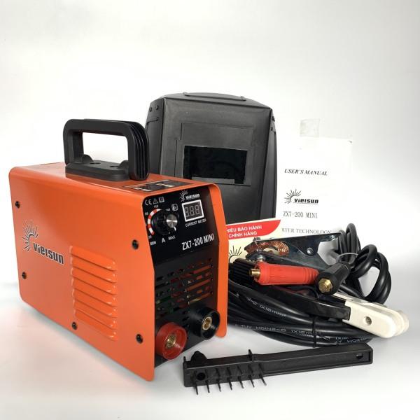 máy hàn điện tử Vietsun zx7-200 mini, máy hàn vietsun, máy hàn mini, máy hàn giá rẻ