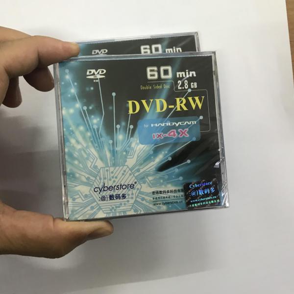 Bảng giá Mini DVD-RW Cyberstore 2.8GB Phong Vũ