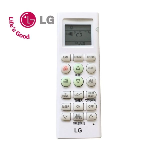 [Nhập ELMAR31 giảm 10% tối đa 200k đơn từ 99k]Remote Máy Lạnh - Điều Hòa LG Inverter