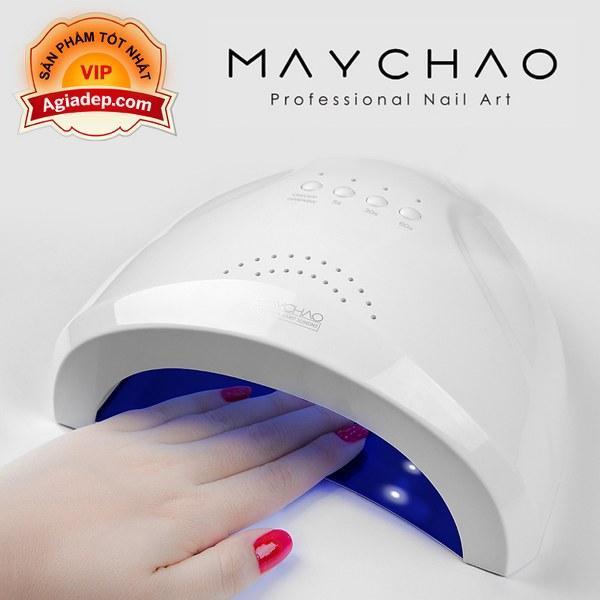 Máy sấy hơ gel sơn móng tay cao cấp sang trọng MAYCHAO 48W - 0033 giá rẻ