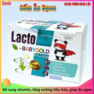 Cốm Bổ Lacto Baby Gold Pluss- Tăng Cường Sức Đề Kháng, Giúp Ăn Ngon Tiêu Hóa Tốt Cho Trẻ Từ 2 Tuổi thumbnail