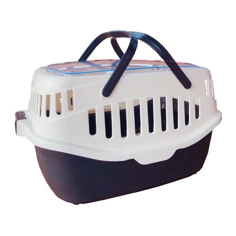 Lồng hàng không nhựa cao cấp cho chó mèo ( ( 54 x 33,5 x30cm)