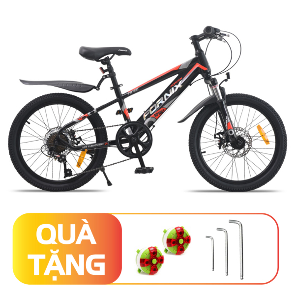 Phân phối Xe đạp trẻ em FORNIX FB20 - TẶNG CẶP ĐÈN LED + BỘ LẮP RÁP