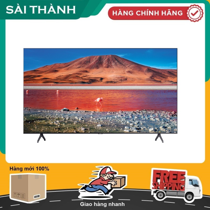 Smart Tivi Samsung 4K 43 inch UA43TU7000KXXV - Điện máy Sài Thành chính hãng