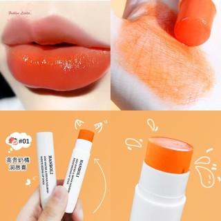 Son môi không thấm nước Son Dưỡng Môi Hồng Hào Cấp Ẩm COD thumbnail