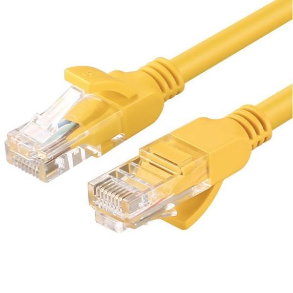 Bảng giá Cáp mạng internet/mạng LAN Cat 6E 3m 2 đầu bấm sẵn Dây Mạng Lan 1 MÉT Đúc Sẵn 2 Đầu Hạt Mạng Phong Vũ
