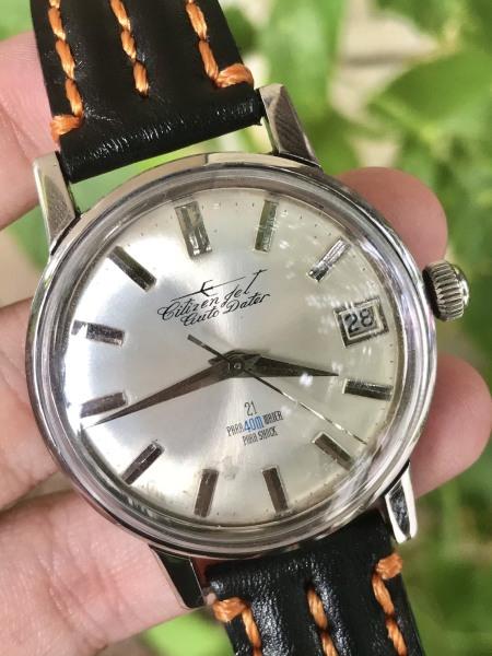 Đồng hồ nam CITIZEN - MÁY RĂNG CƯA [CHÍNH HÃNG]