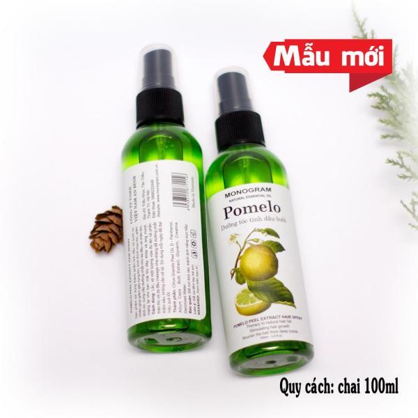 Bộ 2 chai nước tinh dầu bưởi pomelo giảm tóc gảy rụng, kích thích mọc tóc