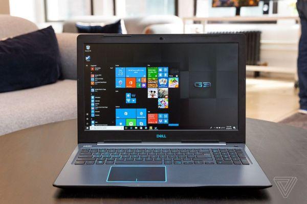 Bảng giá Dell G3 Inspiron 3579 (i5- 8300H, 8G, 256G, GTX 1050, 15.6 FHD IPS) Phong Vũ