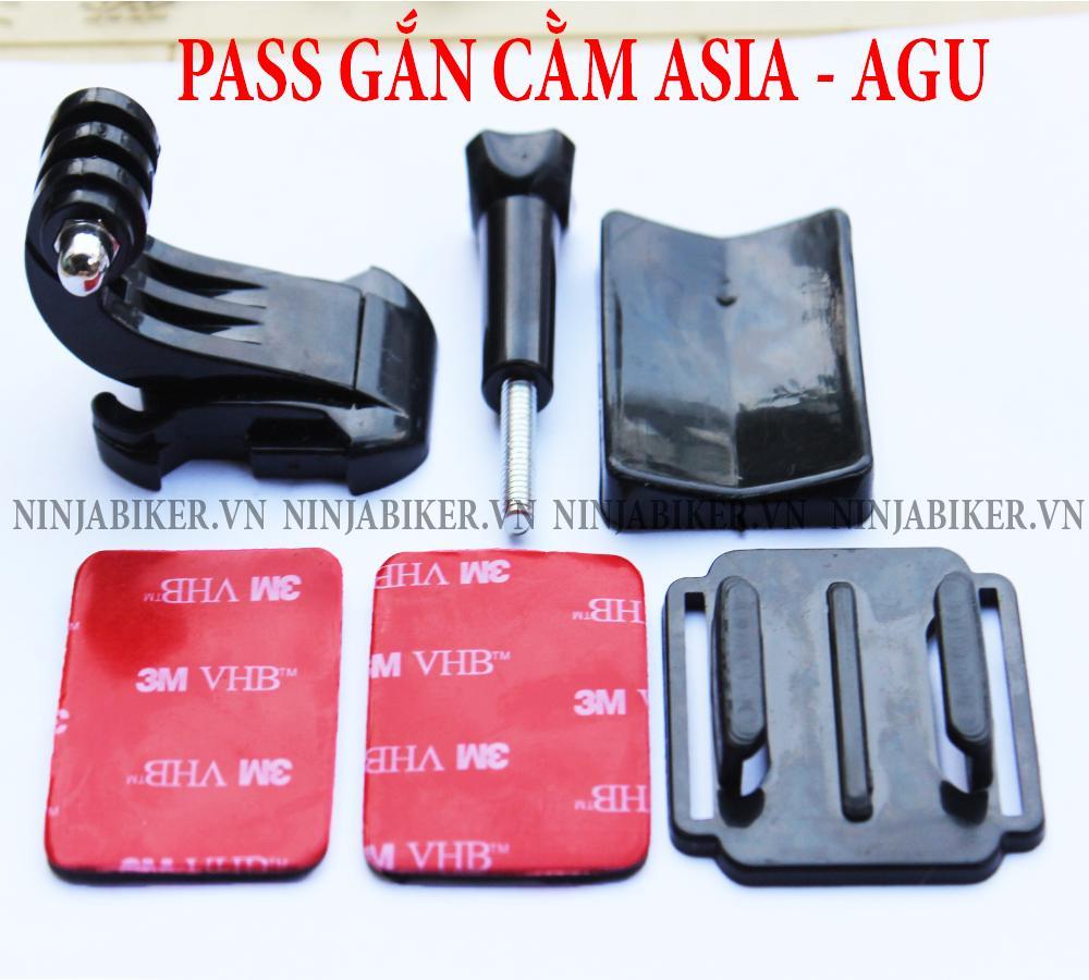 Giá Bộ phụ kiện gắn cằm chữ J dành cho ASIA - AGU