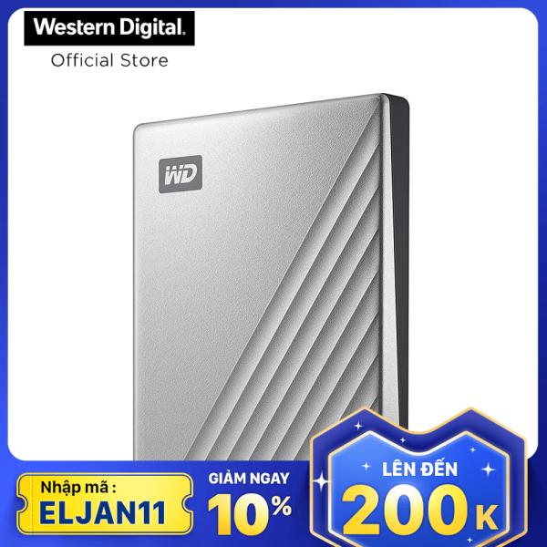 Bảng giá Ổ cứng di động WD My Passport Ultra 1TB USB Type-C 3.0 WDBC3C0010BSL-WESN Phong Vũ