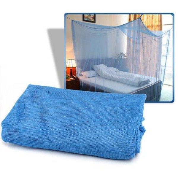 [HCM][GIÁ HOT 2021] Mùng ngủ giăng dây thiết kế 4 góc treo thuận lợi dễ dàng sử dụng đường may chắc chắn (Nhiều size)