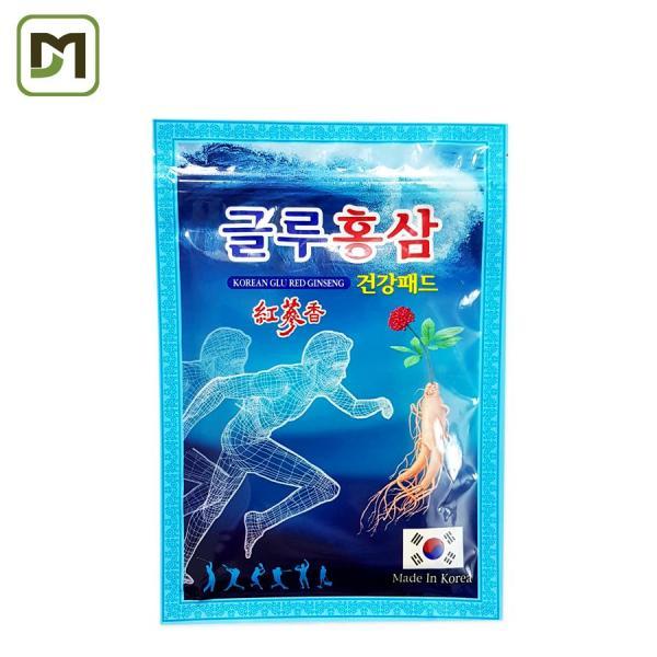Hộp 20 miếng Cao dán nhân sâm Hàn Quốc giá rẻ