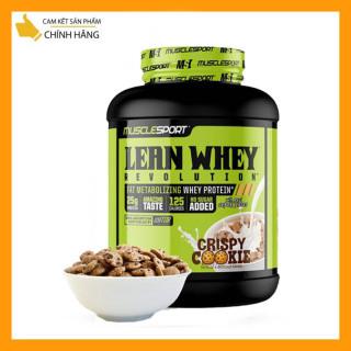 Sữa Tăng Cơ kết hợp CLA giảm mỡ thừa MuscleSport Revolution Lean Whey 5lbs thumbnail