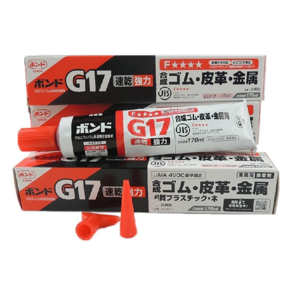 Keo dán siêu dính G17