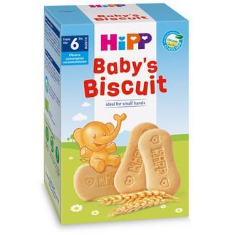 Bánh ăn dặm Hipp Siêu Sạch Baby Biscuit