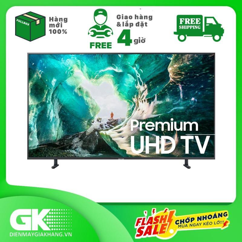 Bảng giá Smart Tivi Samsung 4K 55 inch UA55RU8000 - Bảo hành 2 năm. Giao hàng & lắp đặt trong 4 giờ