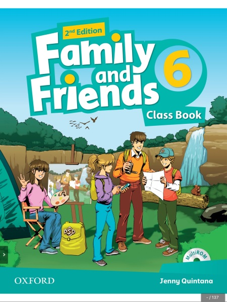 Bảng giá Sách tương tác Family and Friends 6 class book và workbook Phong Vũ