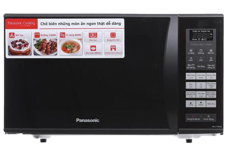 Bảng giá Lò vi sóng Panasonic NN-CT36HBYUE 23 lít Điện máy Pico