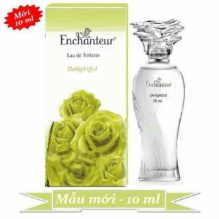 Nước Hoa Cao Cấp Enchanteur Delightful 10ml thumbnail