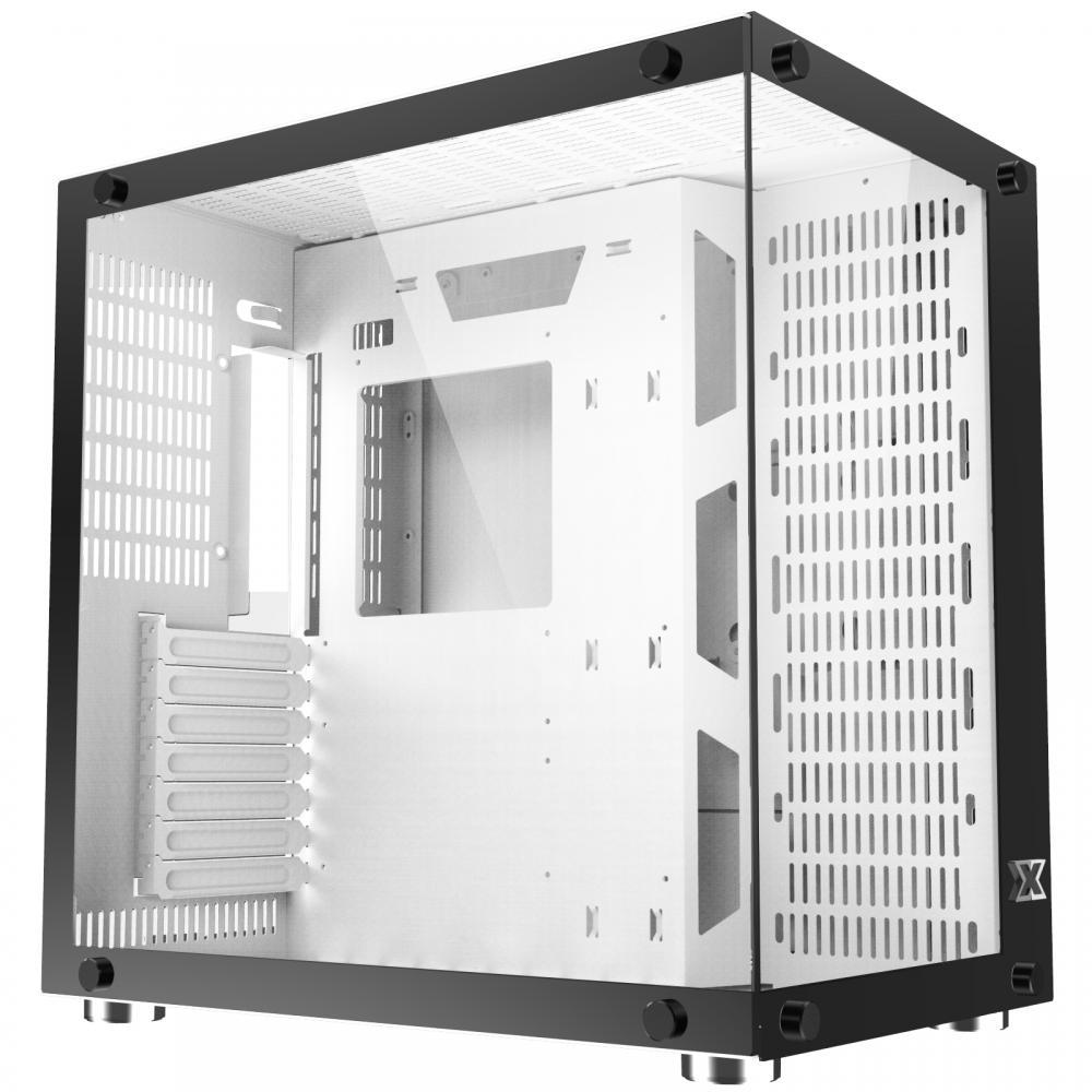 Giá Vỏ case máy tính Xigmatek Aquarius Plus White