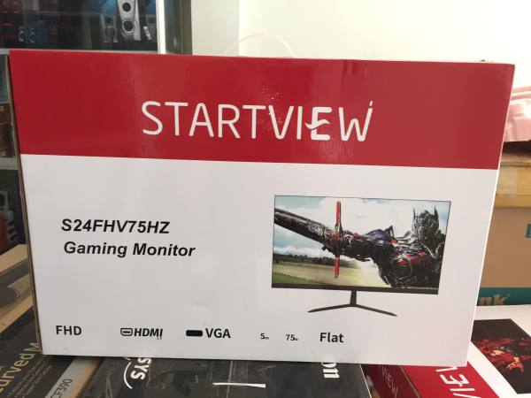Bảng giá Màn Hình Gaming Starview 24FHV (75Hz Full viền ) Phong Vũ