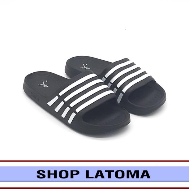 Dép quai ngang nam nữ đúc siêu nhẹ kiểu dáng thời trang cao cấp Latoma TA6371 (Nhiều màu) giá rẻ