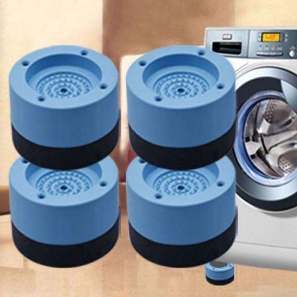 Đế kê chân máy giặt silicon cao cấp, đế chống rung máy giặt, dụng cụ bảo vệ máy giặt tiện ích
