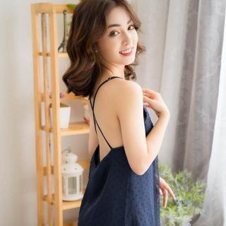 Váy ngủ Evyy Luxury dây lưng đan chéo nhiều màu cao cấp thumbnail