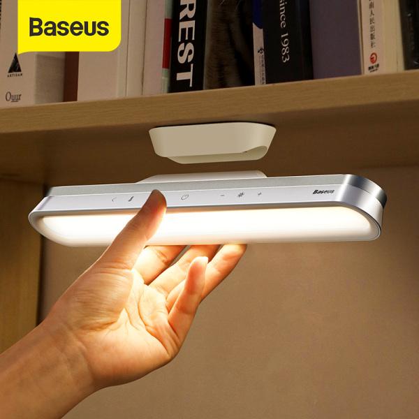 Bảng giá Đèn LED từ tính mini Baseus sạc USB chức năng làm đèn ngủ đèn Tủ quần áo đèn bàn học bàn làm việc có thể xoay Điều chỉnh độ sáng Phong Vũ