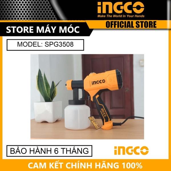 MÁY PHUN SƠN 350W INGCO SPG3508- HÀNG CHÍNH HÃNG